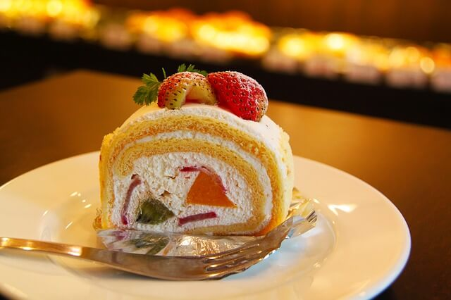 いちごケーキの夢占い