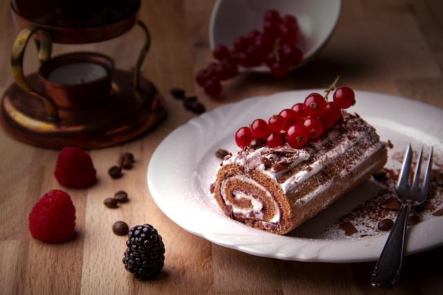 ロールケーキの夢