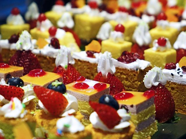 ケーキバイキング(食べ放題)の夢