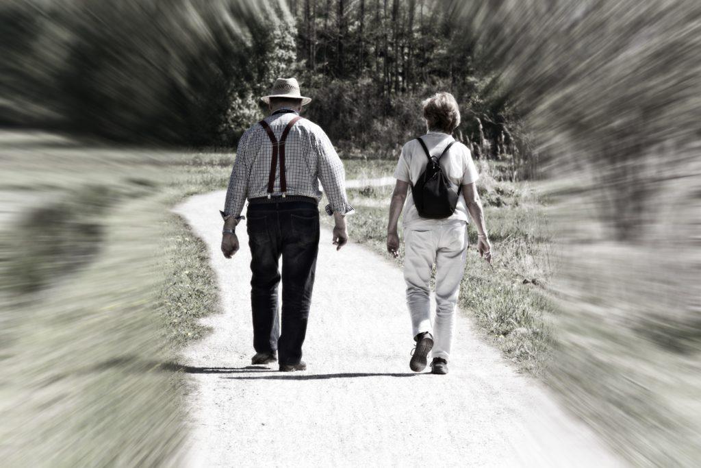 歩く夢で足が重い・歩く速度が遅いと感じる夢
