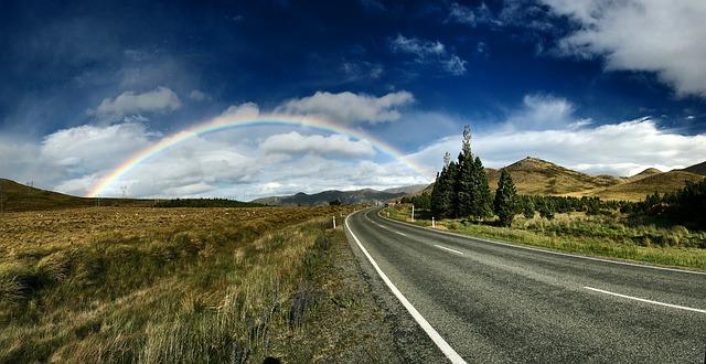 虹の夢占い