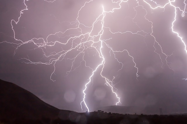 雷の夢占い