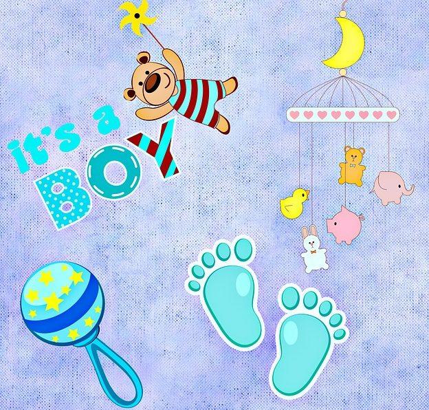 男の子の赤ちゃんの夢占い
