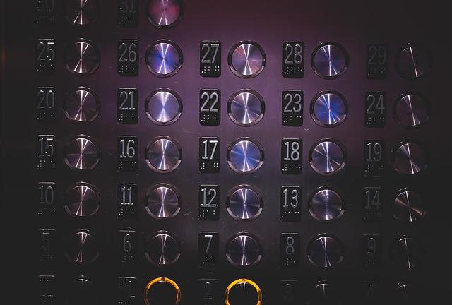 エレベーターの夢占い