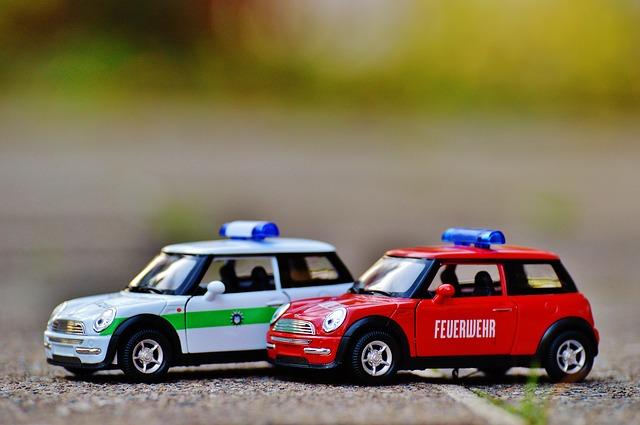火事の夢で救急車や消防車を見る夢占い