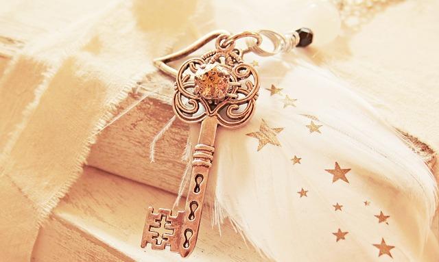 鍵の夢占い