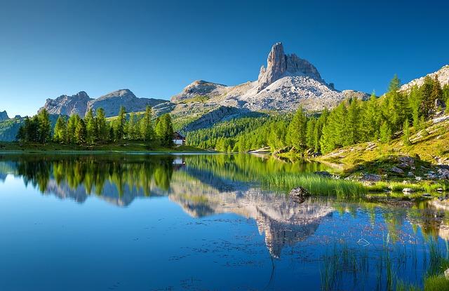 大きな湖の夢占い