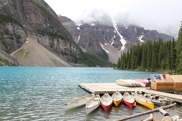 湖でボートに乗る夢占い