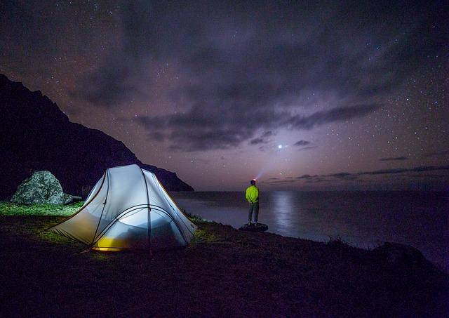 キャンプの夢占い