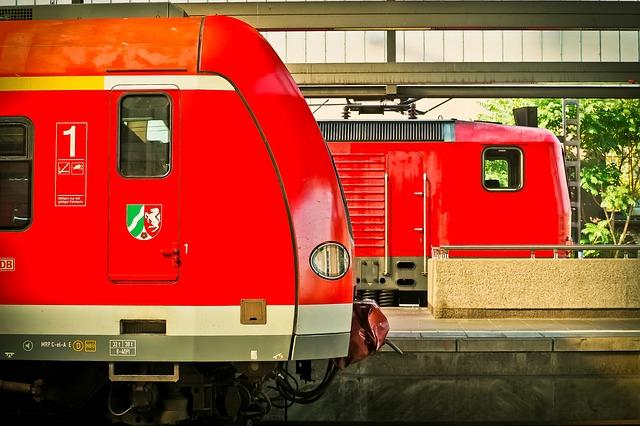 心地よく電車に乗る夢