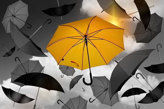 傘の夢占い