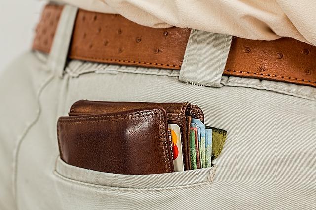 財布を落とす夢占い