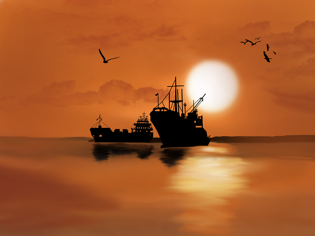 船が港に戻ってくる夢占い