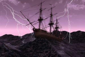 船の夢占い