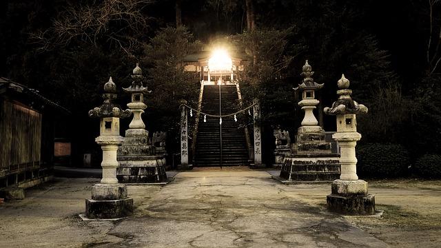 神社が怖いと感じる(不気味な印象)夢占い