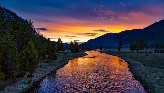 川の夢占い