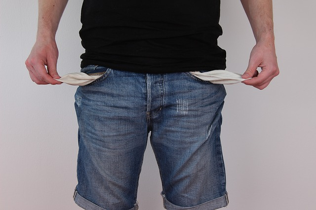 お金を落とす(お金を落として探す)夢占い