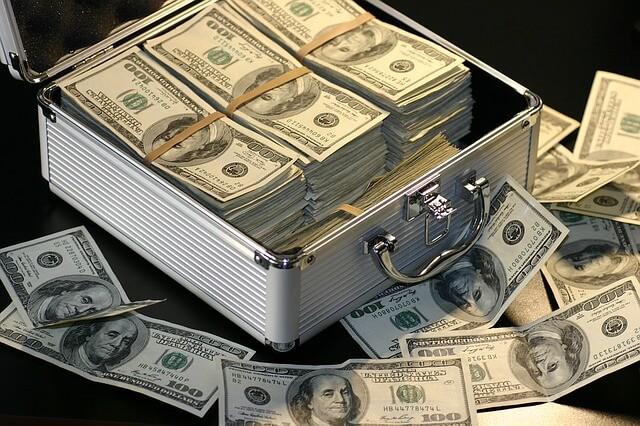 お金の夢占い