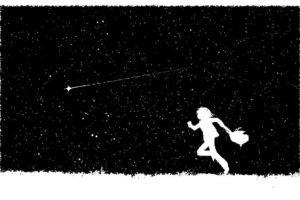 流れ星の夢占い