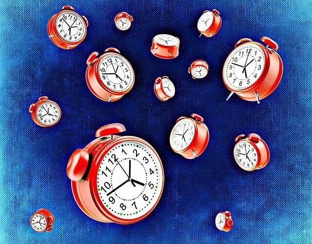 遅刻しそうな夢の意味は、目標への到達が困難であることを自覚している