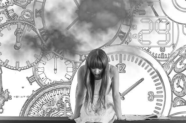夢のなかで寝坊して遅刻する夢占い