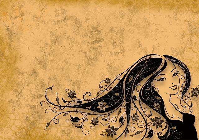 髪の毛が伸びる夢は、チャンス到来を暗示する