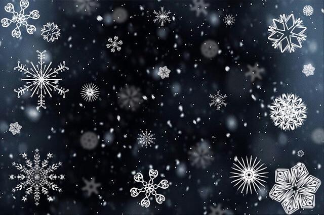 雪の結晶の夢占い