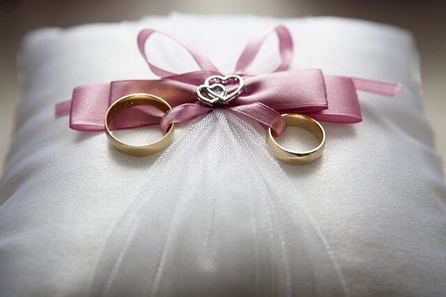 結婚指輪の夢の意味は、良い方向への導きに期待できる夢