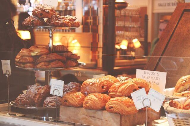 パンの種類の夢占い