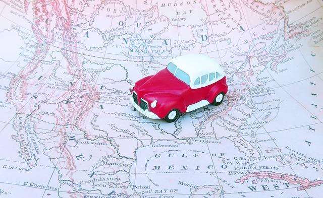 タクシーが道に迷う夢占い