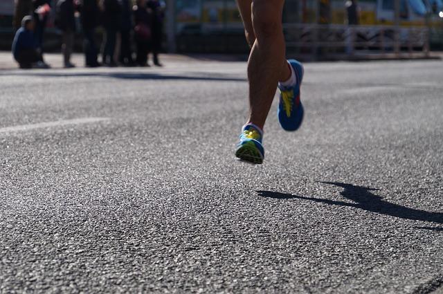 マラソンに参加して走る夢占い